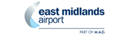 image of east midlands airport logo